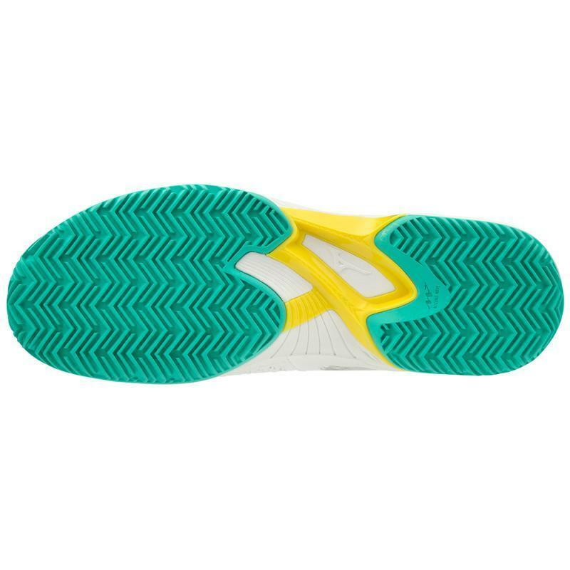 mizuno mizuno scarpa tennis padel wave exceed tour 4 cc