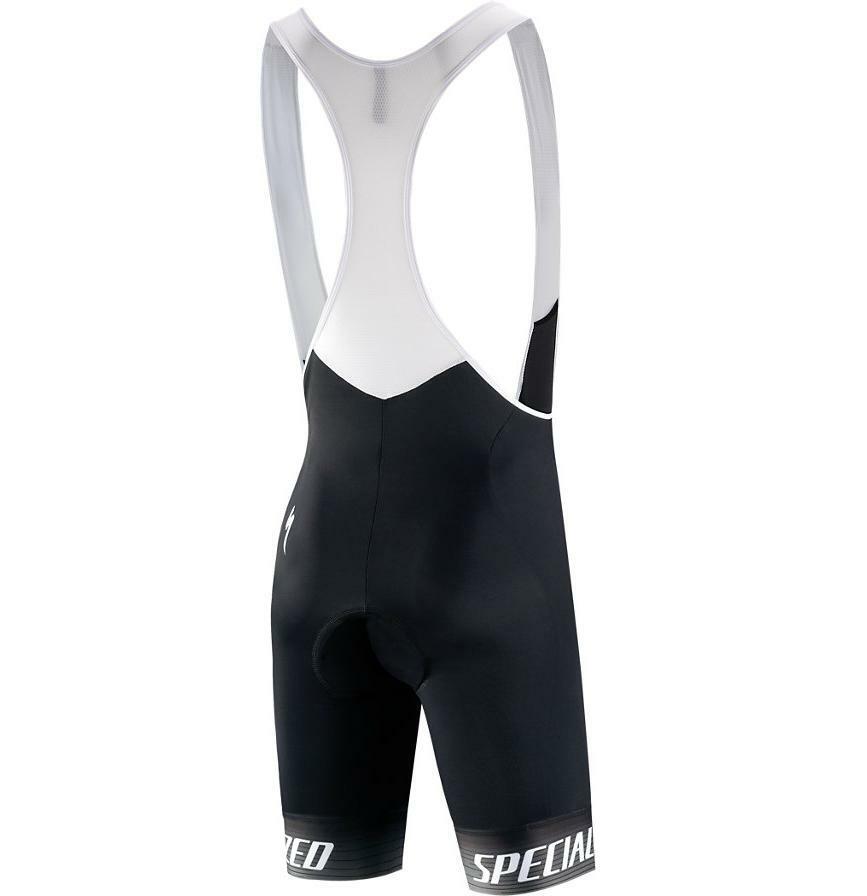 specialized specialized pantaloncini rbx comp logo tm bianco/nero
