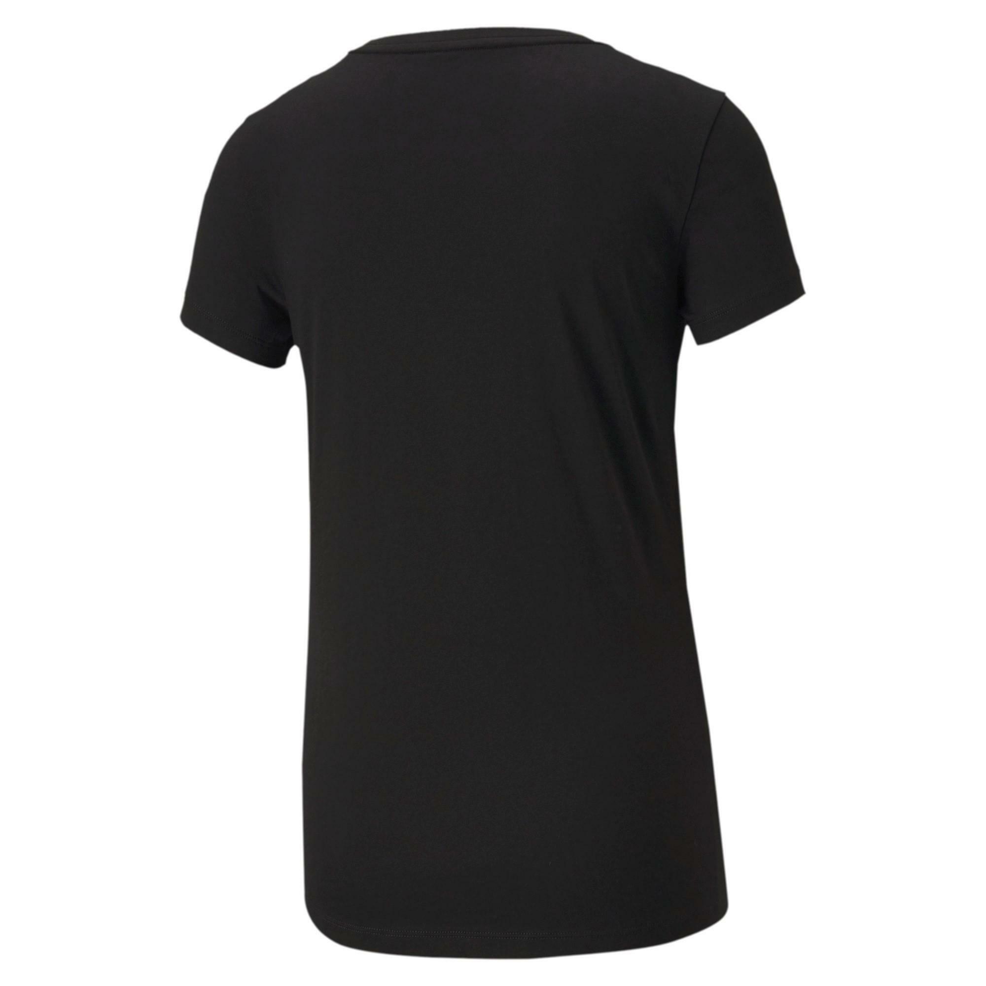 puma puma t-shirt rebel graphic nero