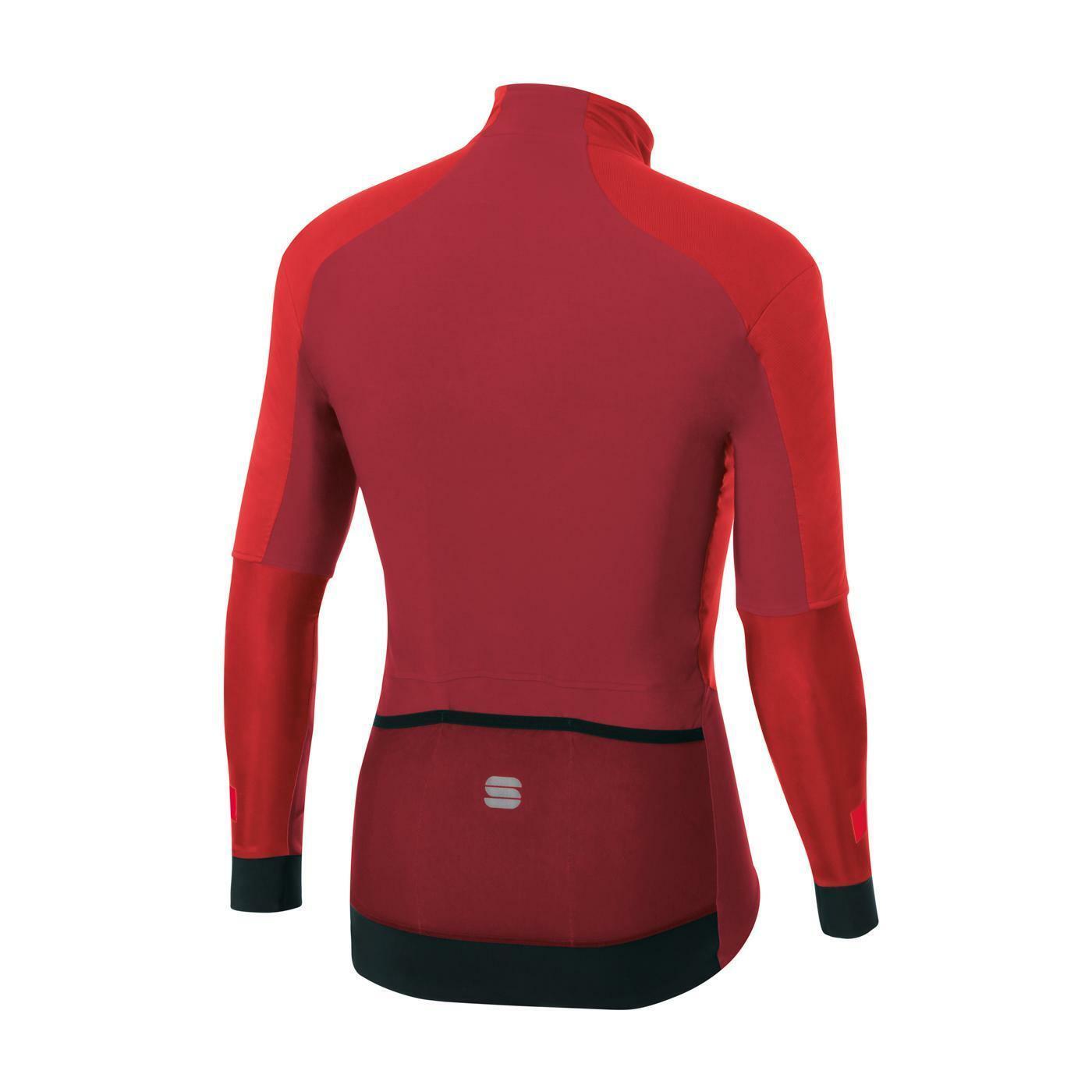 sportful sportful giacca bodyfit pro rosso
