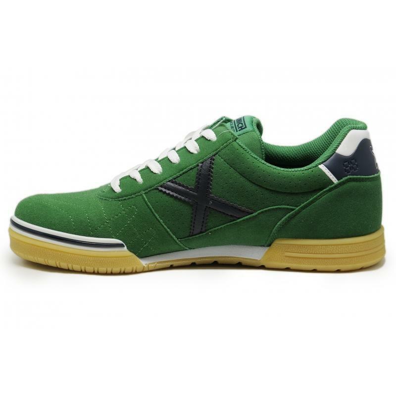 munich munich scarpa calcetto g3 profit verde