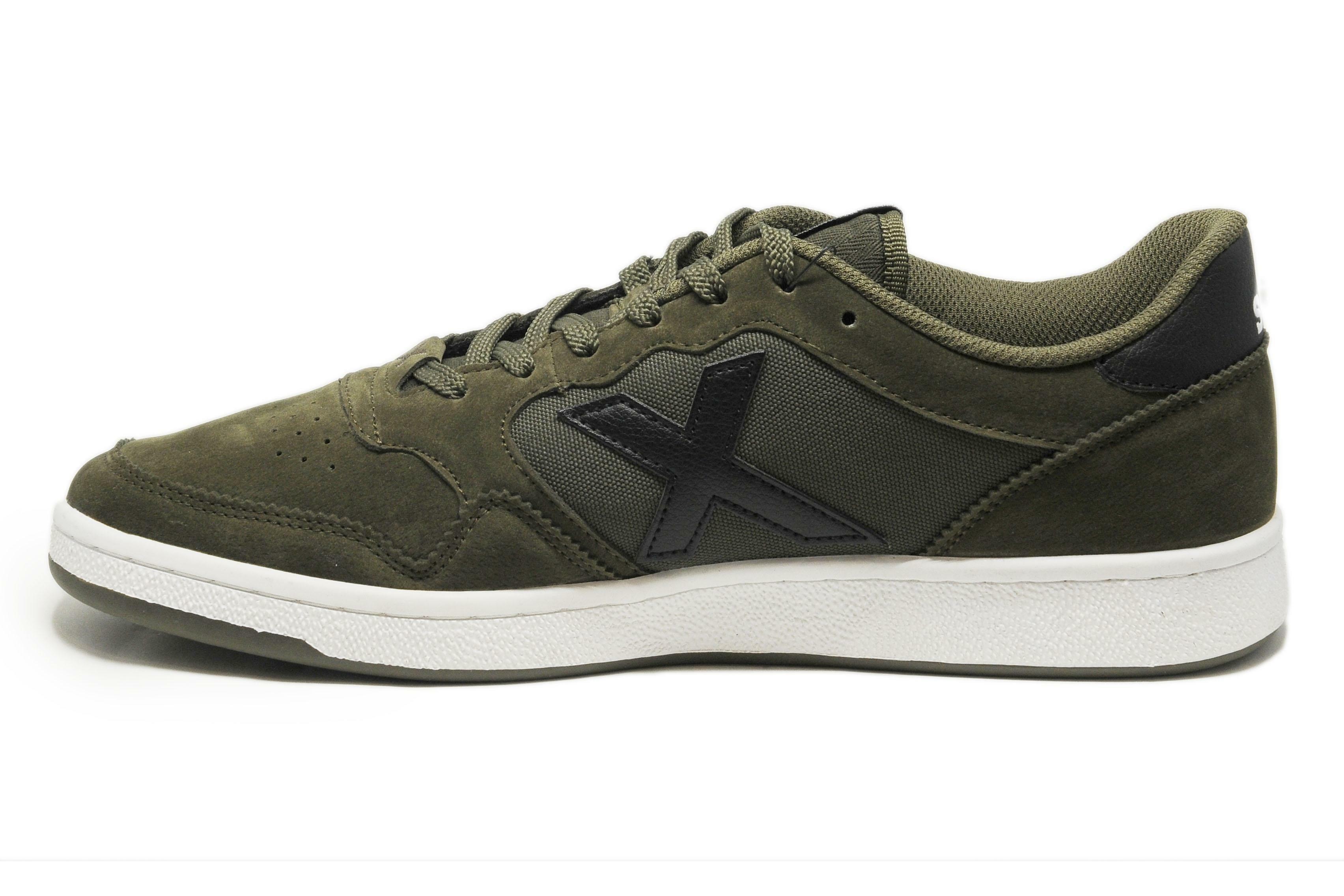 munich munich scarpa sneaker arrow verde