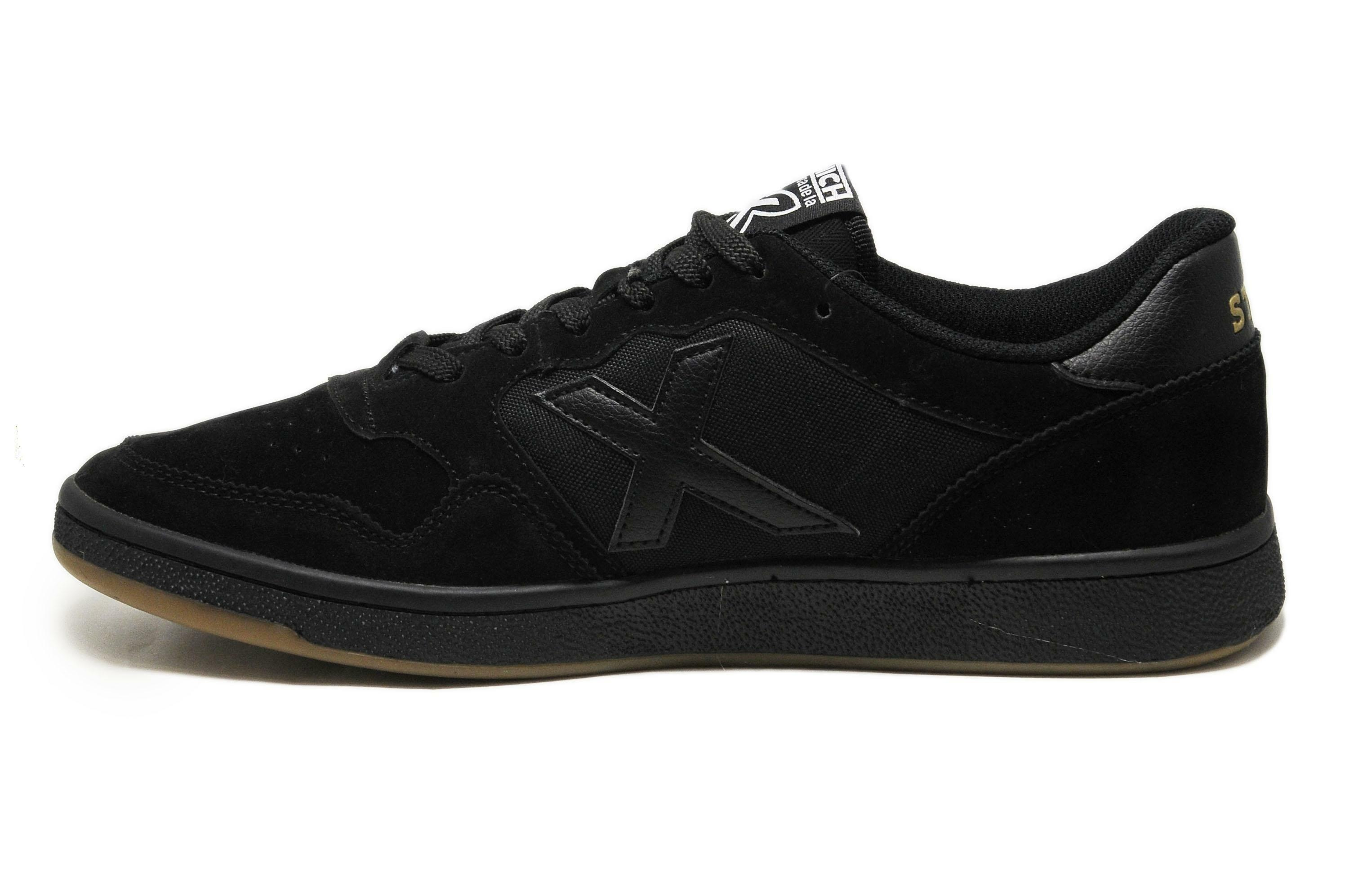 munich munich scarpa  sneaker arrow nero
