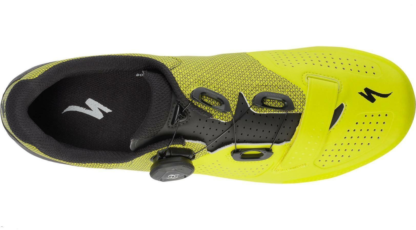 specialized specialized scarpa bici  expert xc giallo fluo
