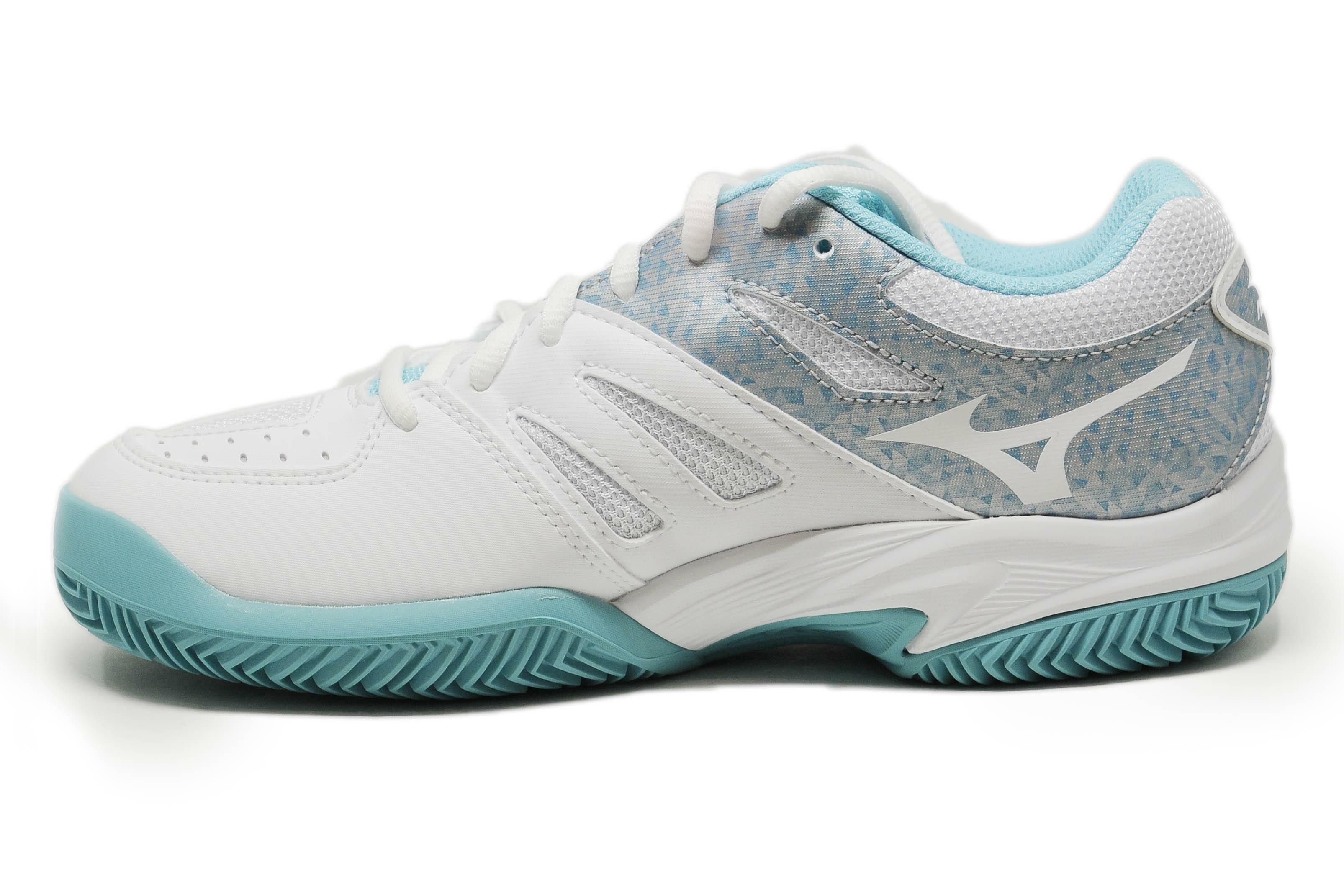 mizuno mizuno scarpa tennis break shot donna cc