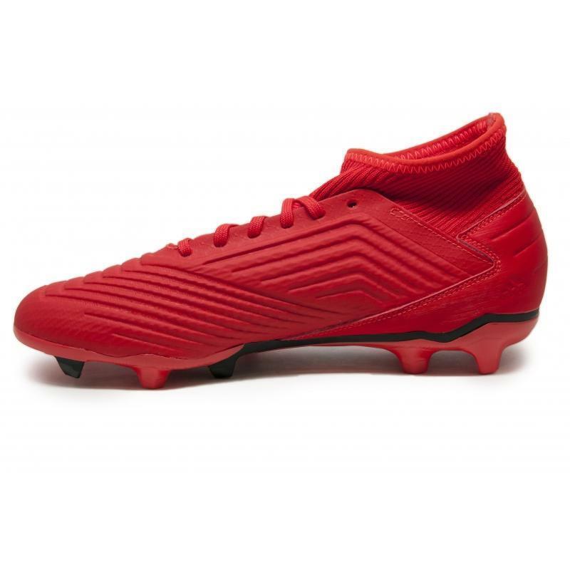 adidas scarpa predator 19.3 fg bb9334 rosso