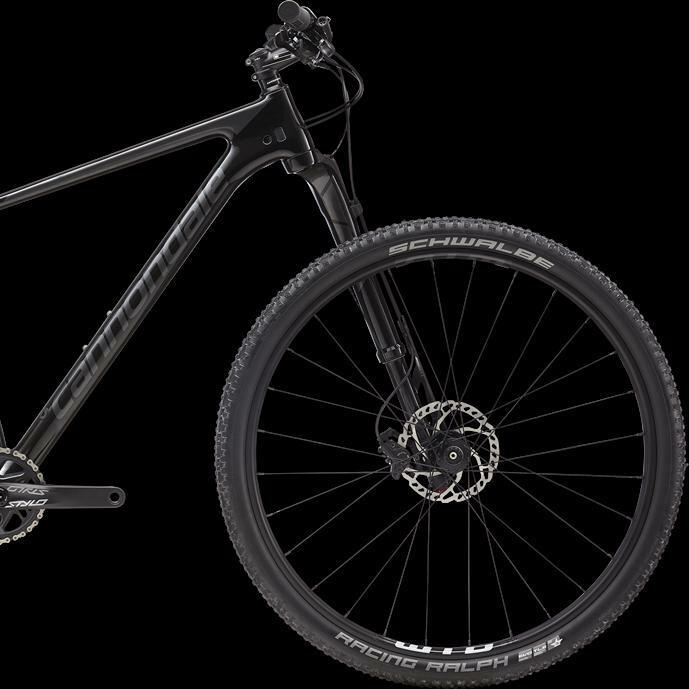 cannondale cannondale bici mtb f-si carbon 4 nero
