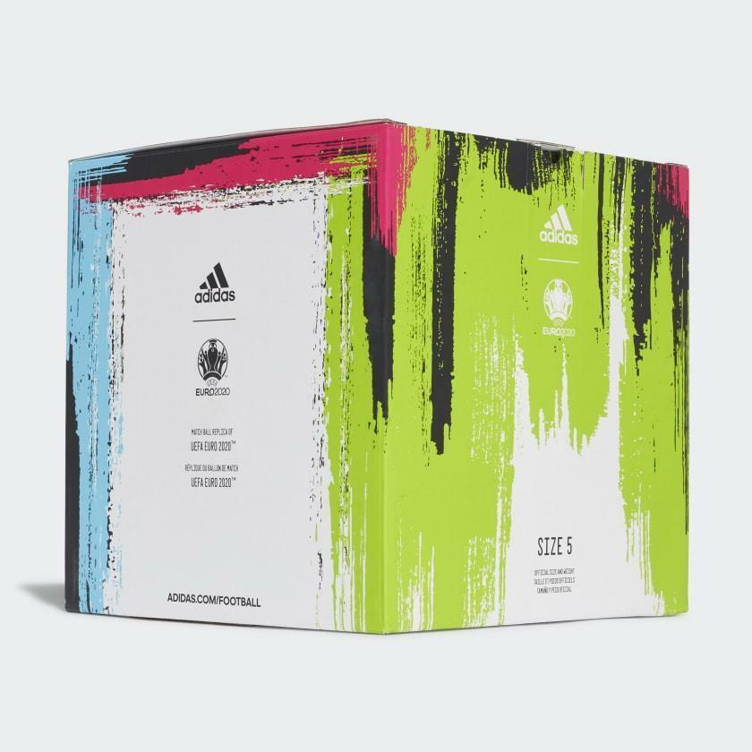 adidas adidas pallone euro 2020 uniforia box