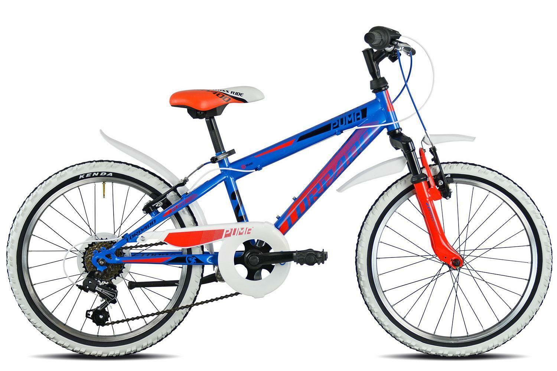 torpado torpado bici bambino puma 6v