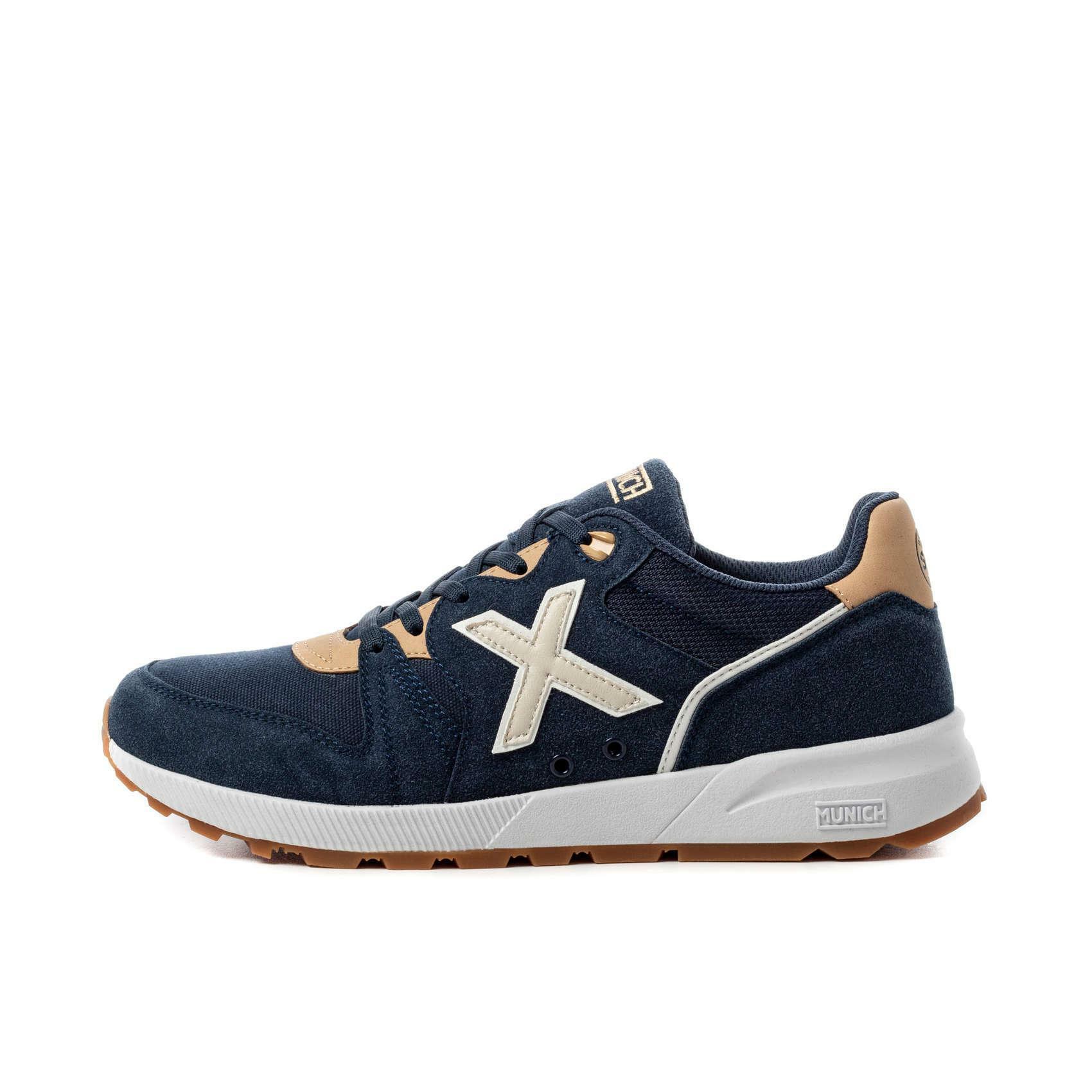 munich munich scarpa sneaker 1030 blu