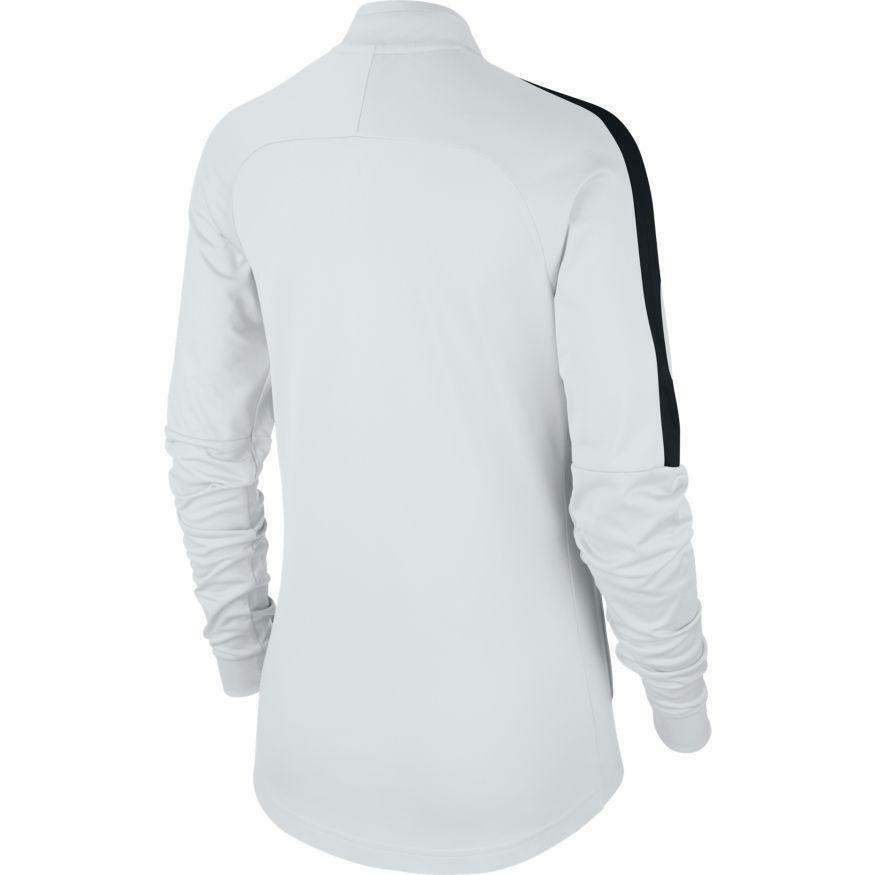 nike giacca tuta donna academy 18 bianco