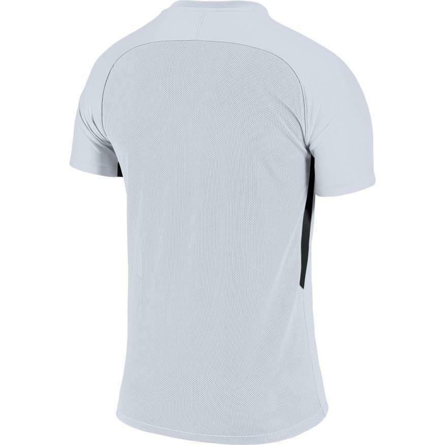nike nike maglia calcio tiempo premier bianco/nero