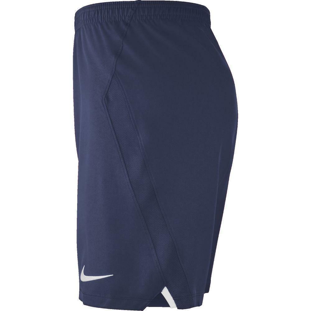 nike nike pantaloncino laser iv blu