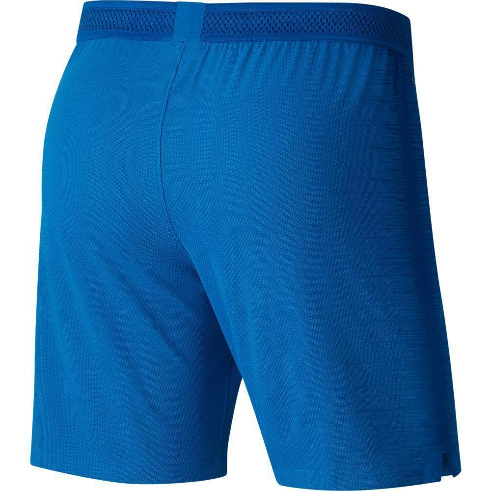 nike nike pantaloncino vapor ii azzurro