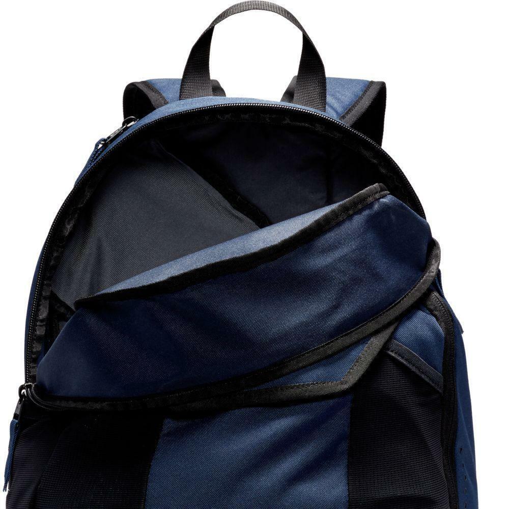nike zaino team backpack blu