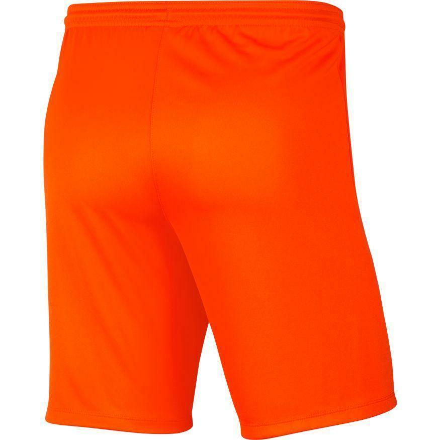nike nike pantaloncino calcio bambino park iii arancio