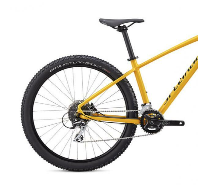 specialized specialized bici mtb pitch sport 27.5 giallo