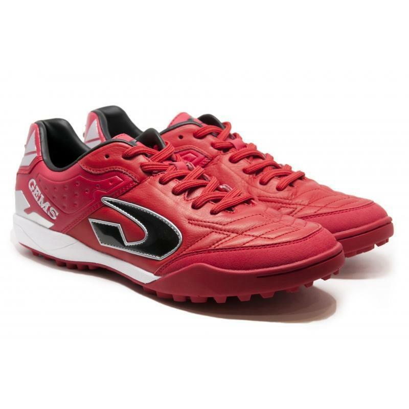 gems gems scarpa  calcetto viper fx tf rosso
