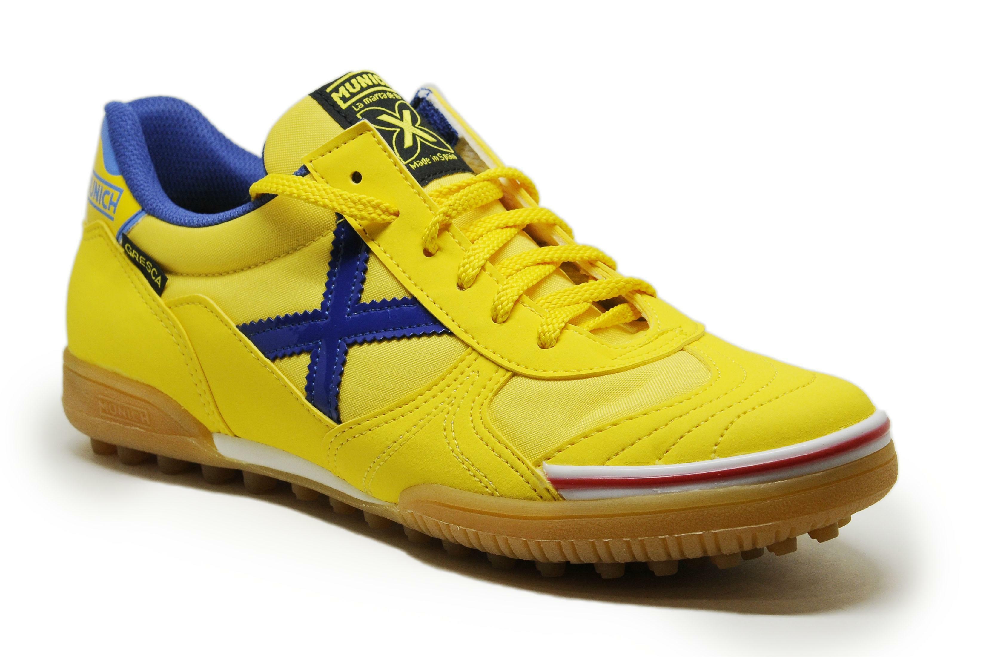 munich scarpa calcetto gresca genius g3