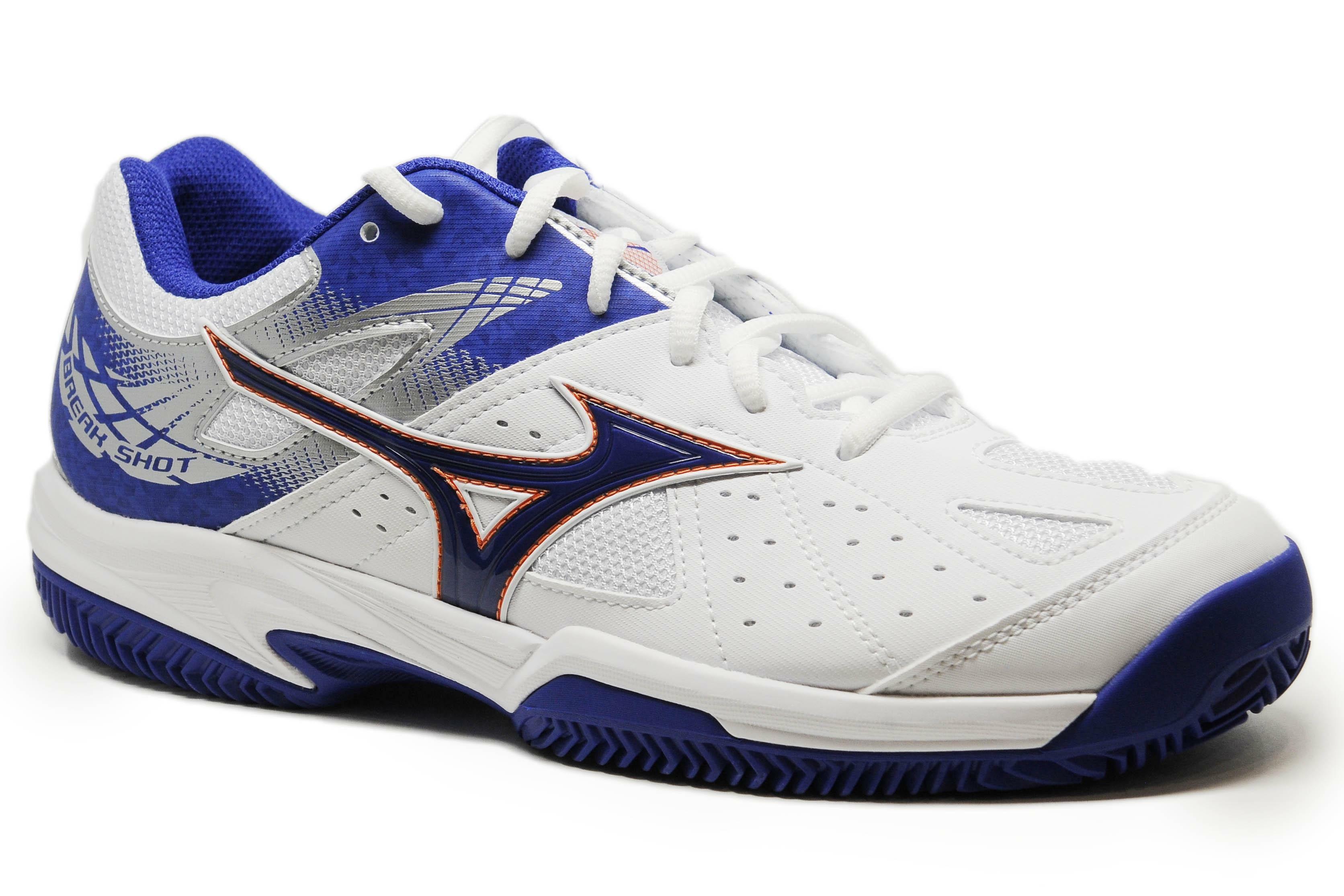 mizuno mizuno scarpa tennis break shot cc