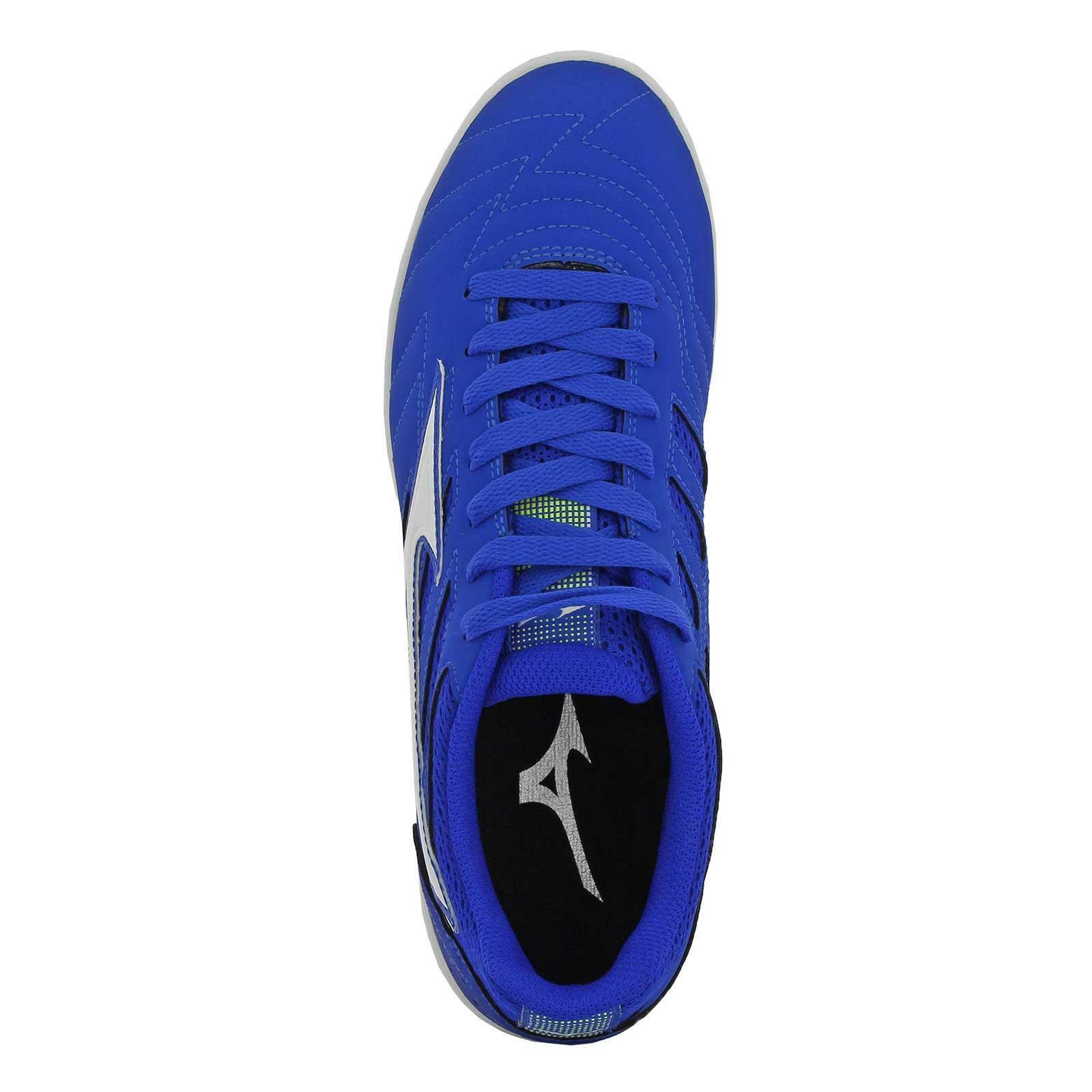 mizuno mizuno scarpa calcetto sala classic tf blu