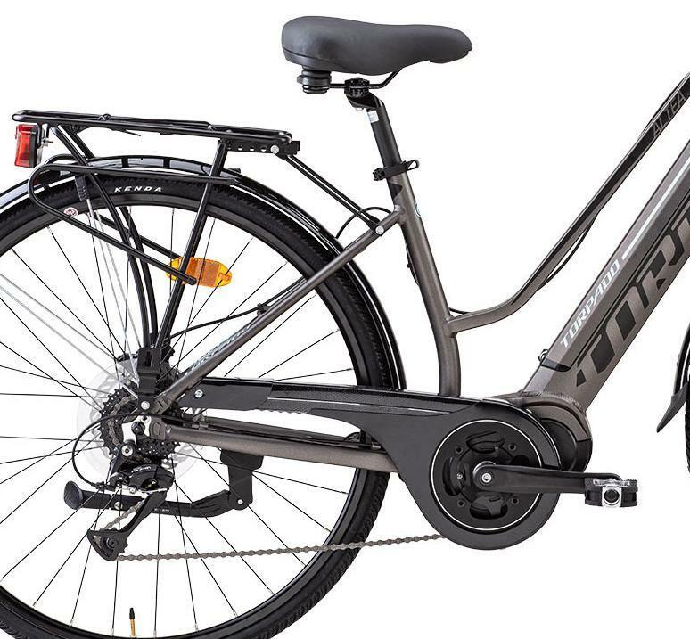 torpado torpado bici e-bike donna altea 8v maxdrive