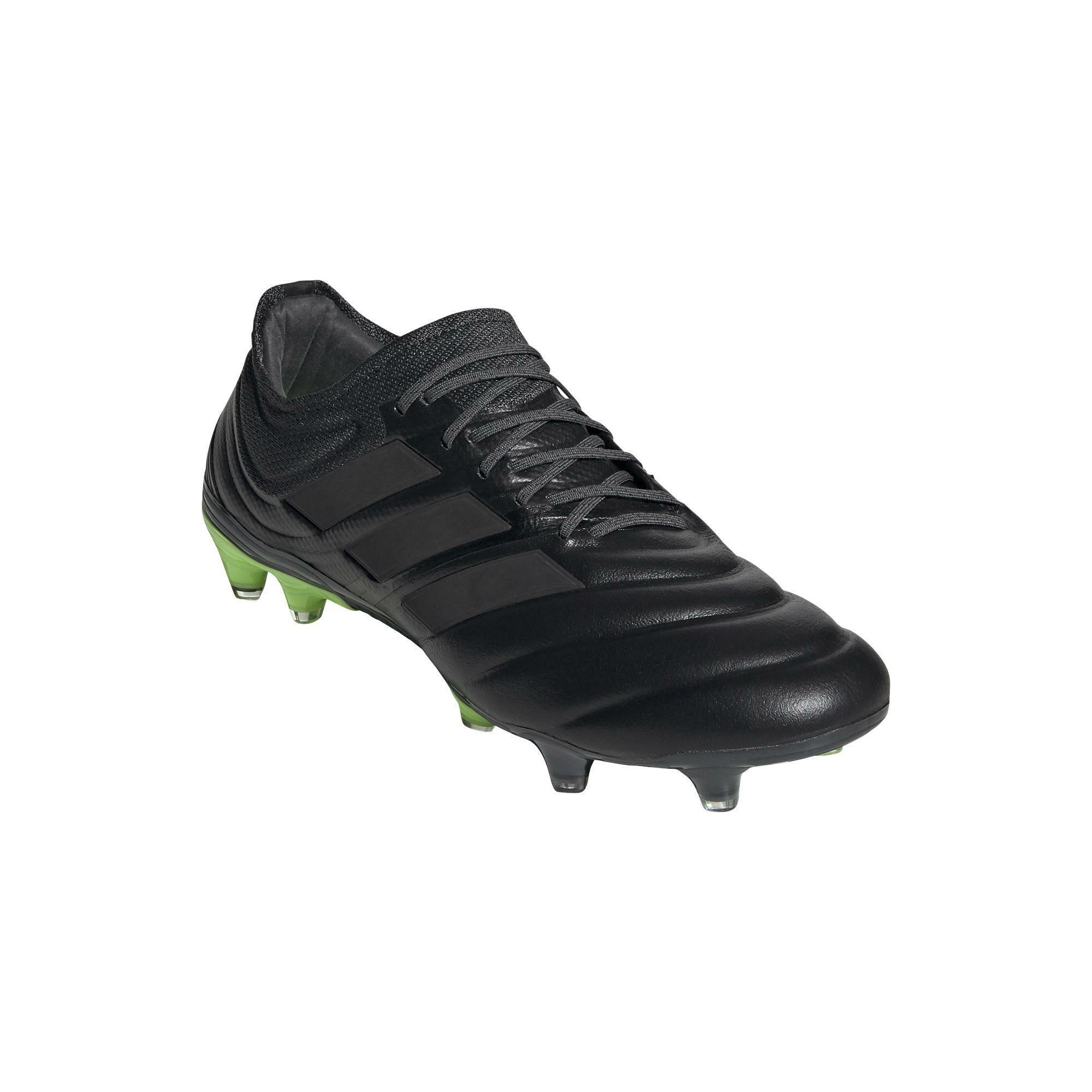adidas adidas scarpa calcio copa 20.1 fg nero/verde