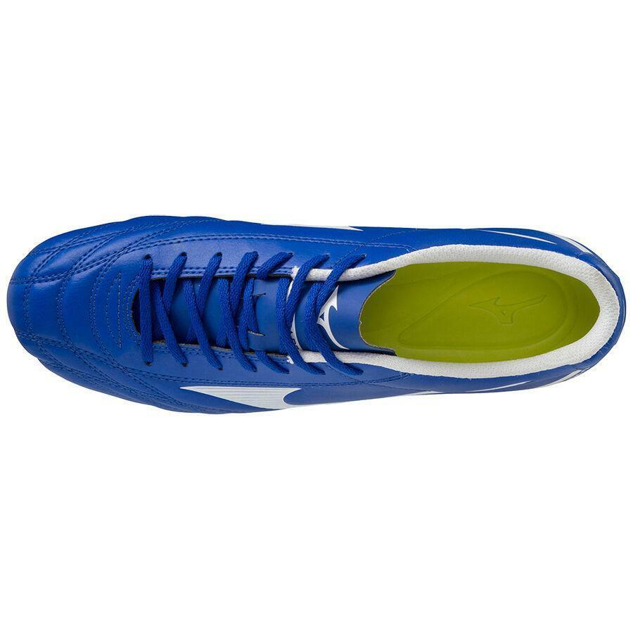 mizuno mizuno scarpa calcio monarcida neo select md azzurro