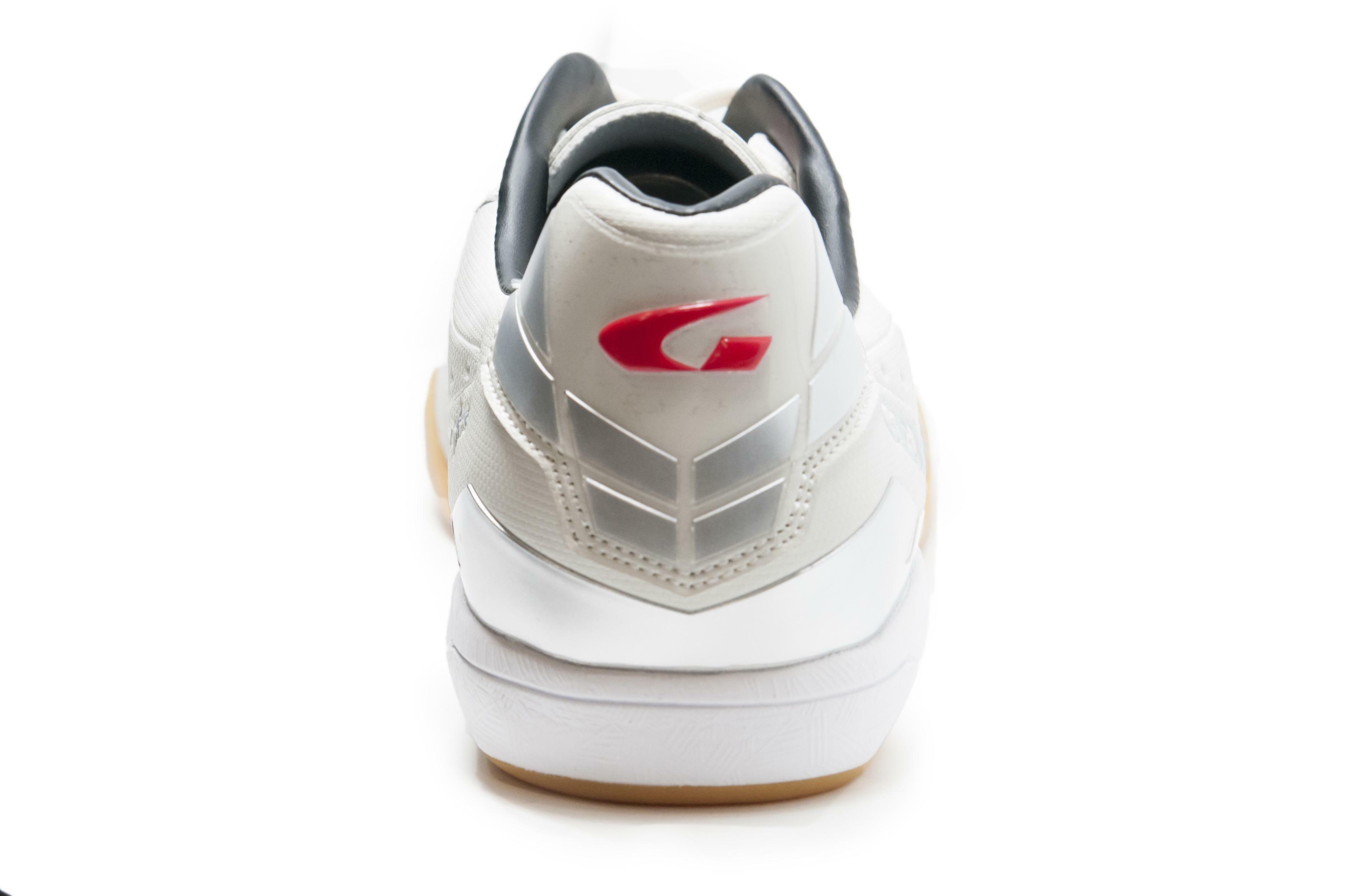 gems gems scarpa calcetto viper fx in bianco