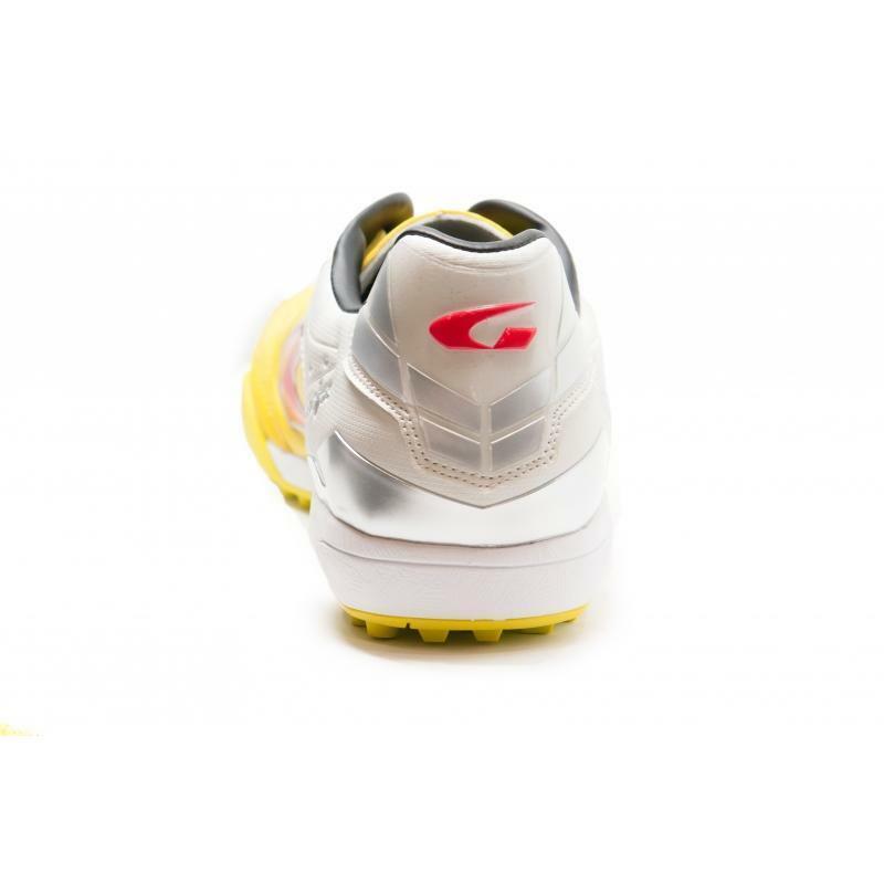 gems gems scarpa calcetto viper fx tf giallo