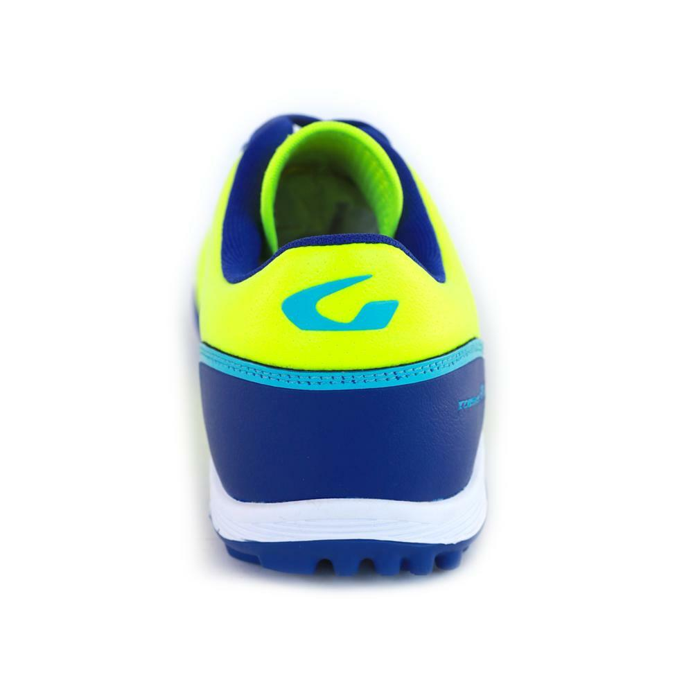 gems gems scarpa calcetto torneo x giallo fluo