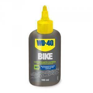 wd-40 lubrificante per catena dry bike ml.100