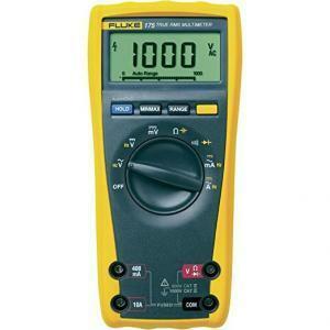 fluke multimetro acdc 1000v, 10a  fluke-175 egfid
