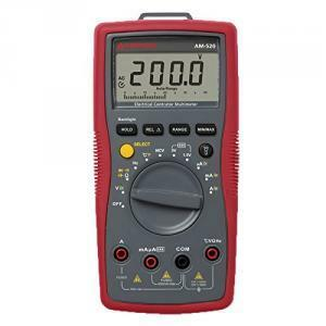fluke multimetro digitale 750v ac/dc 1000 am-520-eur
