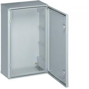 hager hager quadro di distribuzione universale londra porta cieca 650x400x200 fl216b