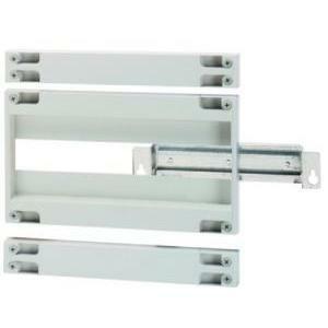 hager kit per interruttori modulo pannello asolato completo di piastra di fondo vert mt/dif h300x800 36374