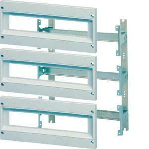 hager modulo pannello telaio funzionale  per quadro s 54 moduli h.500 l.400 fl982a