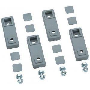 hager staffe per fissaggio accessori di montaggio londra ex 37863  fl863z