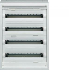 hager hager quadro di distribuzione da parete equipaggiato h750 96 moduli  fd42ln