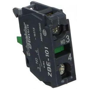 schneider schneider elemento contatto ausiliari singolo zbe101