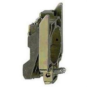 schneider schneider base di fissaggio per elementi di contatto o pulsanti luminosi zb4bz009