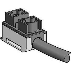 schneider schneider cavo di-connessione per sensori/attuatori  2 mt  zcmc21l2
