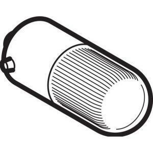 schneider schneider lampada di segnalazione lampadina neon arancio ba 9 s 220-240v dl1cs7220