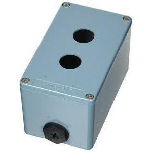 schneider schneider pulsantiera vuota lega di zinco 2 fori xapm2502