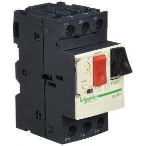 schneider schneider interruttore automatico salvamotore 6-10a gv2me14