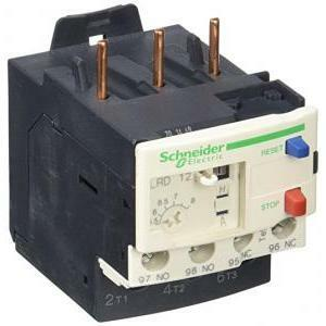 schneider schneider rele termico di protezione per protezione dei circuiti 5,5-8a lrd12