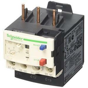 schneider schneider rele termico protezione dei circuiti e dei motori in corrente alternata 7-10a lrd14