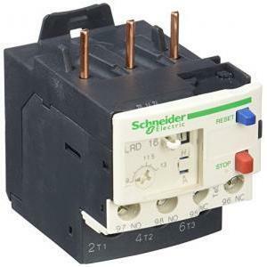 schneider schneider rele' termico protezione dei circuiti e dei motori  9-13a lrd16
