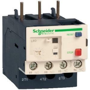 schneider schneider rele termico 17/25a protezioni circuiti e motori lrd22