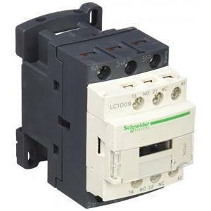 schneider schneider contattore di potenza per motori 220v lc1d09m7